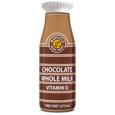 Mayfield Whole Chocolate Milk - 1pt
