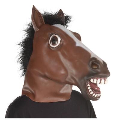 Horse Head Halloween Costume Mask