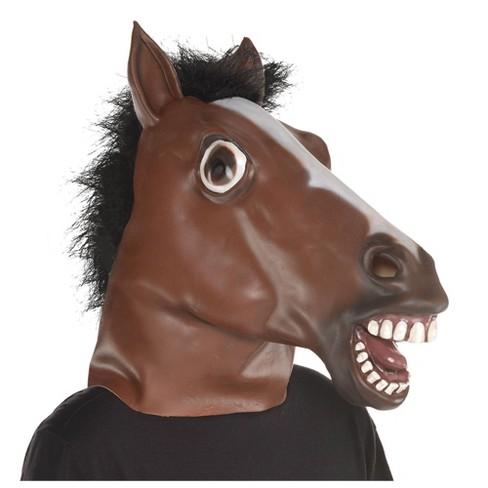 Horse Head Halloween Costume Mask - image 1 of 1