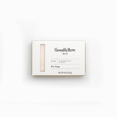 Bar Soap Moroccan Mint and Cedar - 6oz - Goodfellow & Co™