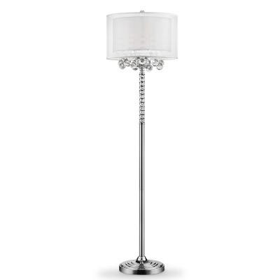 """OK Lighting 62.5""""H Moiselle Floor Lamp"""