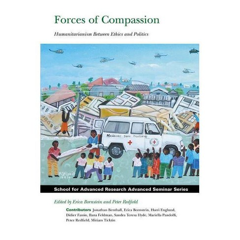 Forces of Compassion - (Paperback) - image 1 of 1