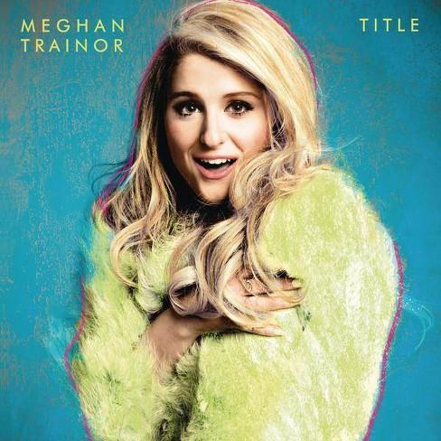 Meghan Trainor- Title - image 1 of 2