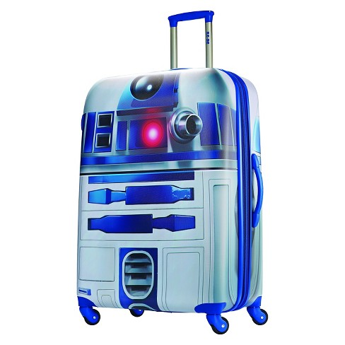 "American Tourister Star Wars R2D2 28"" Hardside Suitcase - image 1 of 8"
