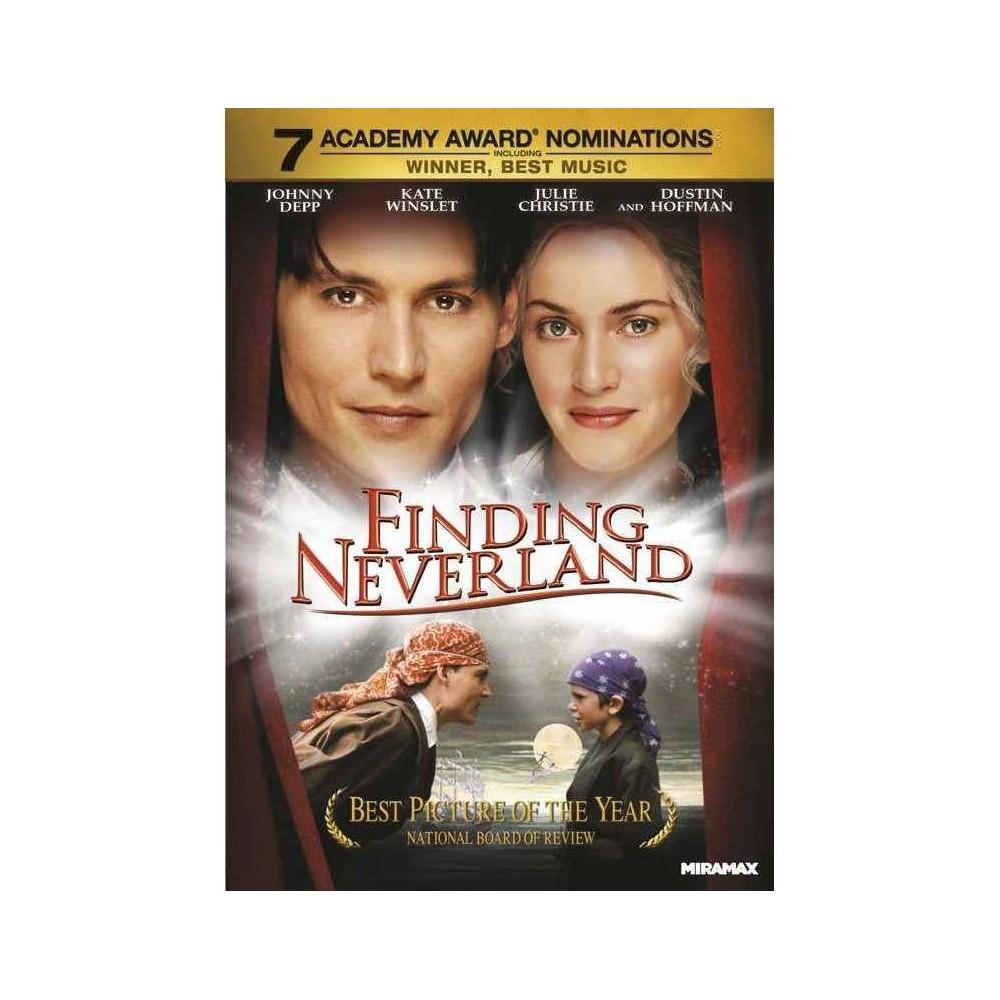 Finding Neverland Dvd 2020