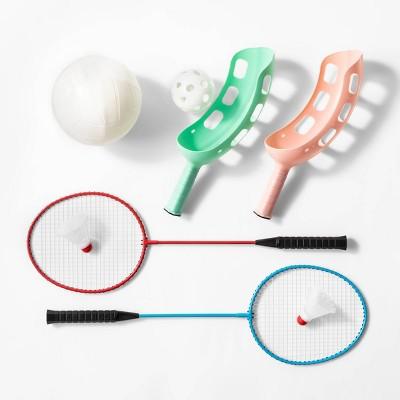 24pc Badminton Game Set - Sun Squad™
