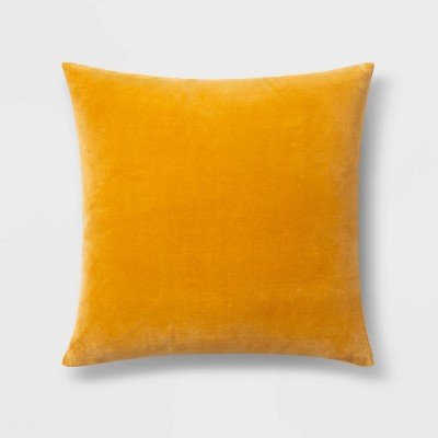 Solid Velvet Pillow   Threshold™ by Shop Collections
