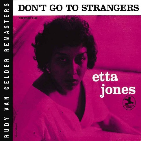 Etta Jones - Don't Go To Strangers (Vinyl) - image 1 of 1