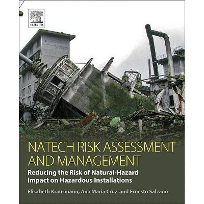 Natech Risk Assessment and Management - by  Elisabeth Krausmann & Ana Maria Cruz & Ernesto Salzano (Paperback)