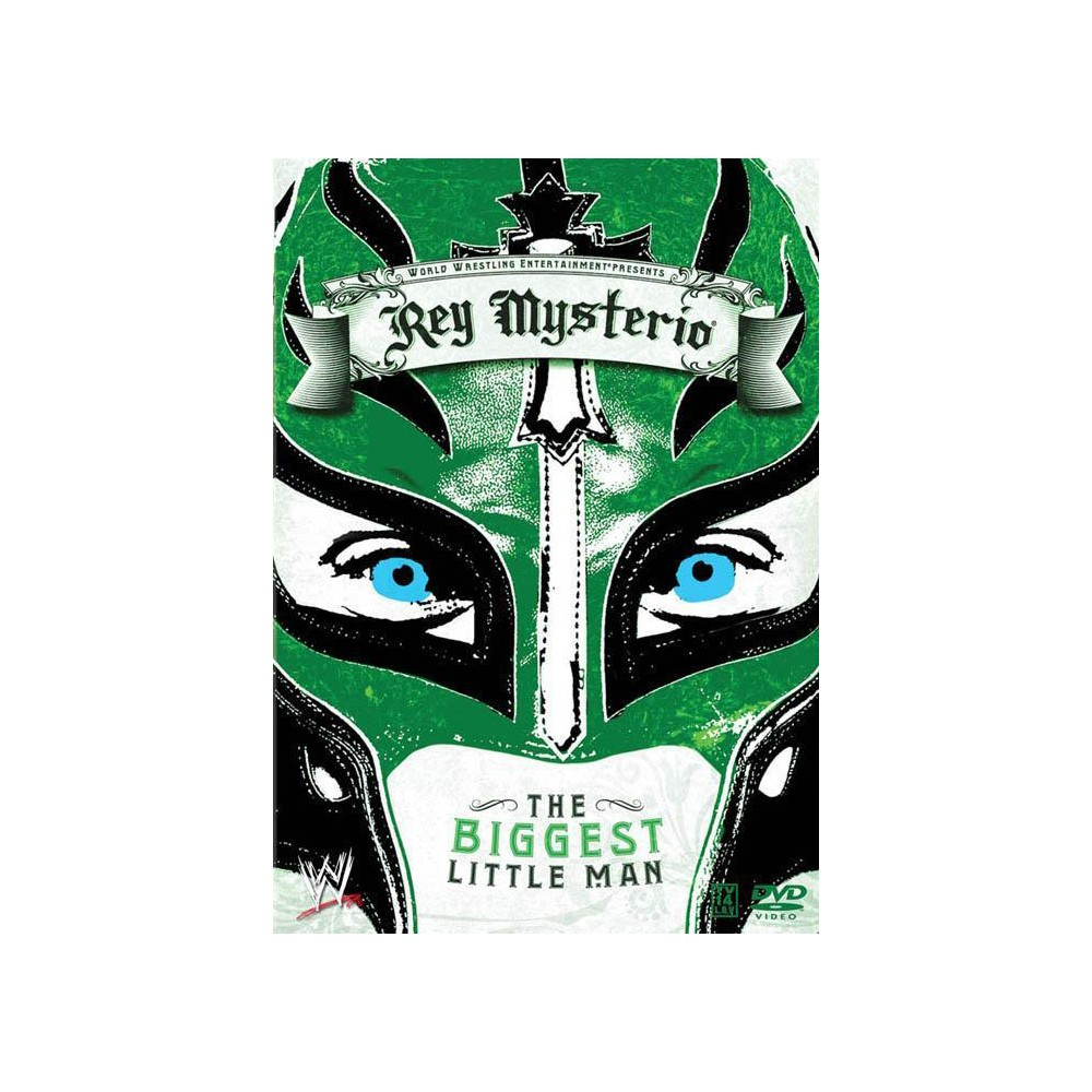 Rey Mysterio:Biggest Little Man (Dvd)
