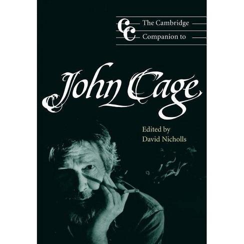 The Cambridge Companion to John Cage - (Cambridge Companions to Music) (Paperback) - image 1 of 1