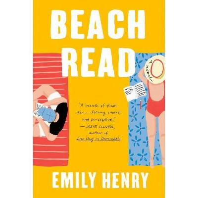 Beach Read - by Emily Henry (Paperback)
