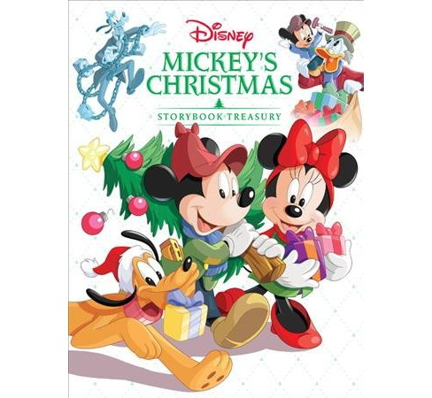 Mickey's Christmas Storybook Treasury -  (Disney Storybook Collections) (Hardcover) - image 1 of 1