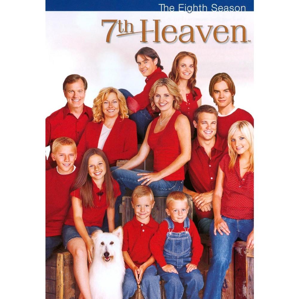 7th Heaven The Eighth Season Dvd