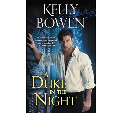 Duke in the Night (Paperback) (Kelly Bowen) - image 1 of 1