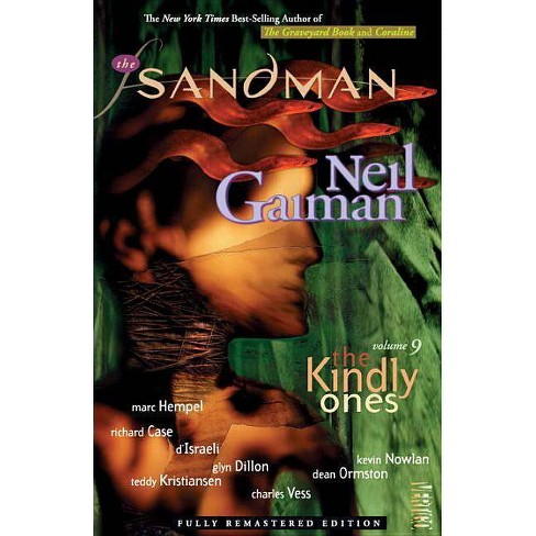 The Sandman Vol. 9: The Kindly Ones (New Edition) - (Sandman New Editions) by  Neil Gaiman (Paperback) - image 1 of 1