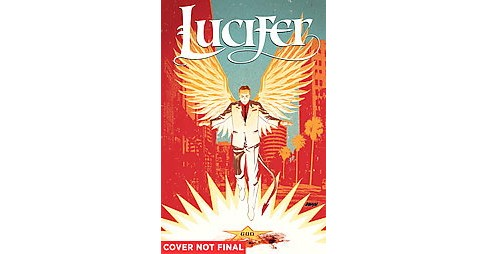 Lucifer 1 : Cold Heaven (Paperback) (Holly Black) - image 1 of 1