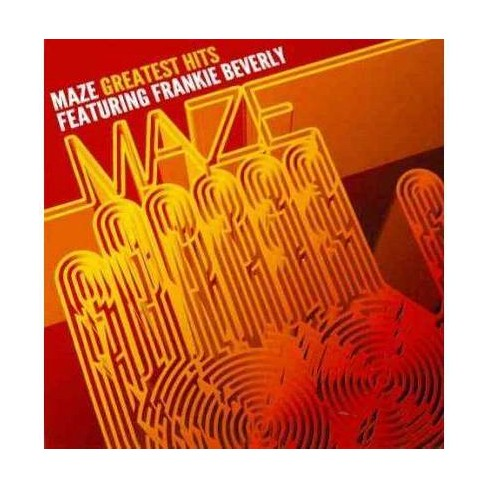 Maze - Greatest Hits: 35 Years Of Soul (CD) - image 1 of 1