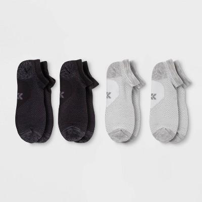 Women's Mesh Pattern Lightweight 4pk No Show Athletic Socks - All in Motion™ 4-10