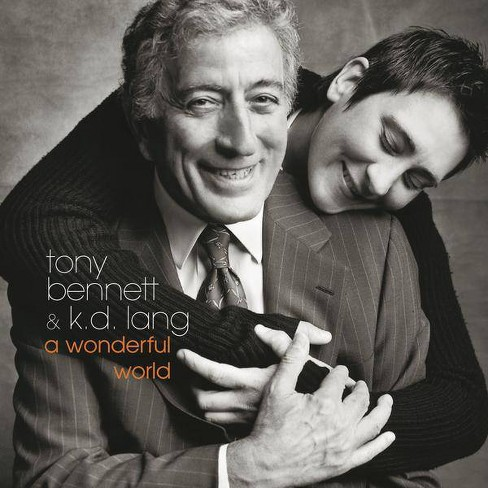 K.D. Lang - Wonderful World (CD) - image 1 of 1