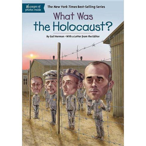 What Was the Holocaust? - (What Was?) by  Gail Herman (Paperback) - image 1 of 1