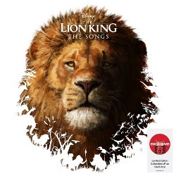 Various Artists - The Lion King (Original Motion Picture Soundtrack) ( Target Exclusive , Vinyl )