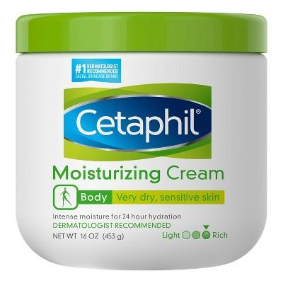 Cetaphil Moisturizing Cream Unscented - 16oz