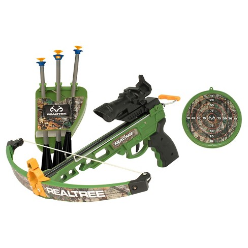 "NKOK RealTree Pistol Crossbow set (14""L) - image 1 of 3"