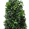 "Faux Boxwood Topiary (35"") - A&B Home - image 2 of 3"