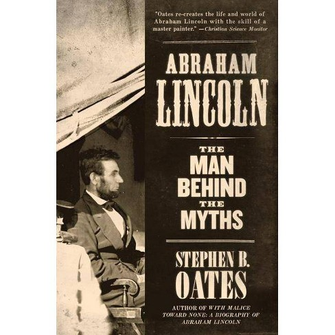 Abraham Lincoln - by  Stephen B Oates (Paperback) - image 1 of 1