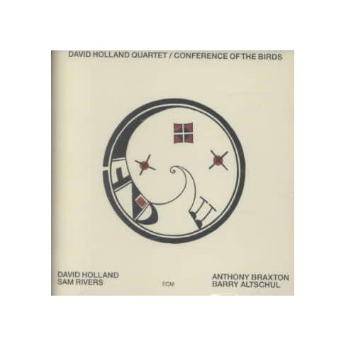 Dave Quartet Holland - Conference of the Birds (CD) - image 1 of 1