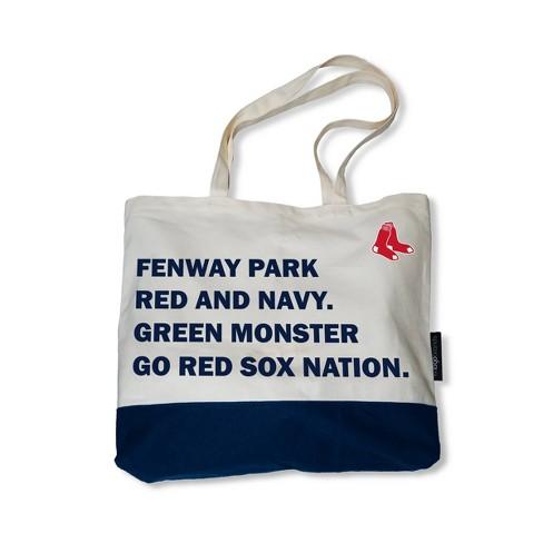 MLB Boston Red Sox Favorite Things Tote Bag - image 1 of 2