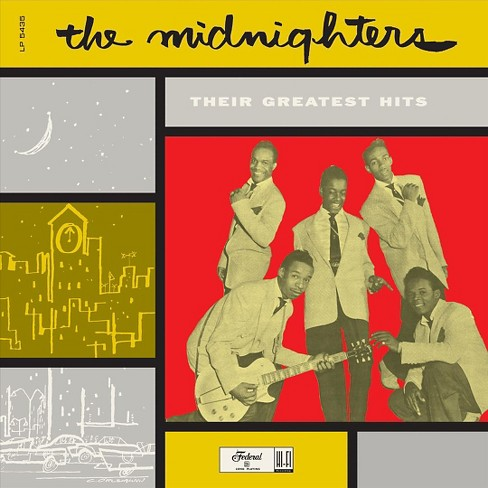 Midnighters - Their Greatest Hits (Vinyl) - image 1 of 1