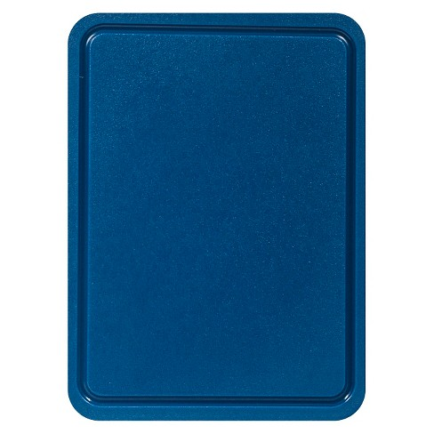 Small Cutting Board with TPR Foot Sapphire - Room Essentials™ - image 1 of 2