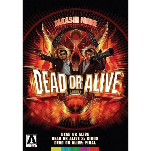 The Dead Or Alive Trilogy (DVD) - image 1 of 1