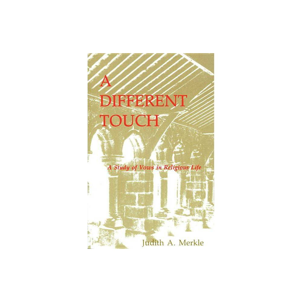 A Different Touch By Judith A Merkle Paperback