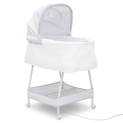 Simmons Kids Silent Auto Gliding Elite Bassinet - Odyssey