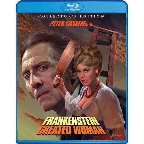 Frankenstein Created Woman (Blu-ray) - image 1 of 1