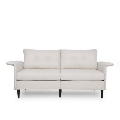 Resaca Contemporary 3 Seater Sofa - Christopher Knight Home