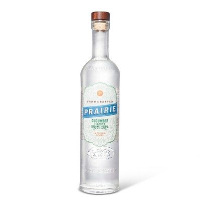 Prairie Organic Cucumber Vodka - 750ml Bottle