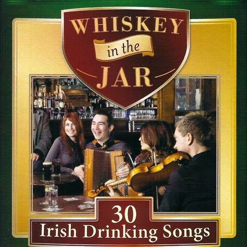 Various - Whiskey in the jar:30 irish drinking (CD) - image 1 of 1