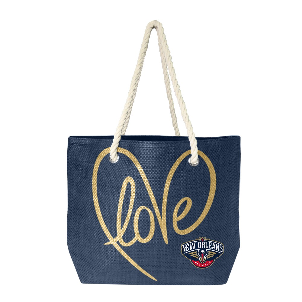 NBA New Orleans Pelicans Rope Tote, Women's
