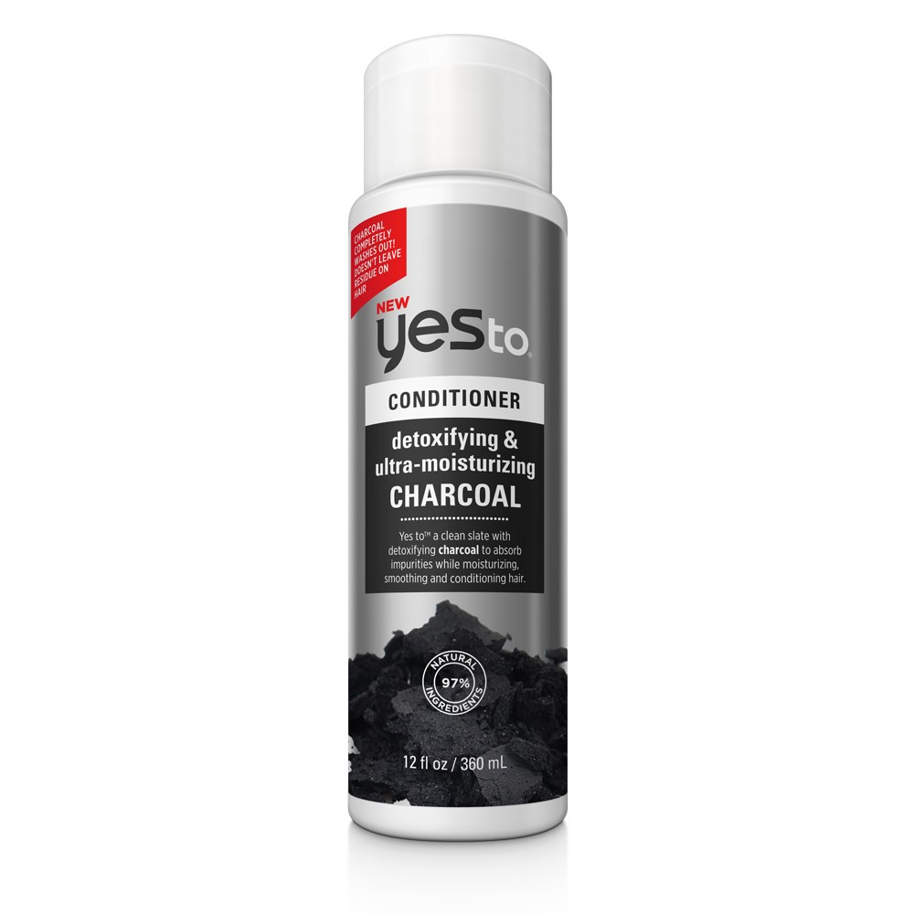 Yes To Detoxifying Charcoal Conditioner - 12 fl oz