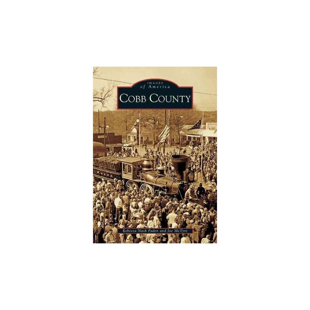 Cobb County, Books