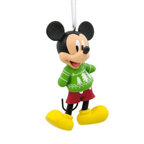 Hallmark Disney Mickey Mouse & Friends Christmas Ornament - Hallmark Disney Mickey Mouse & Friends Christmas... : Target