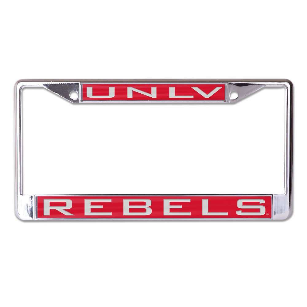 NCAA Cal Poly Mustangs License Plate Frame