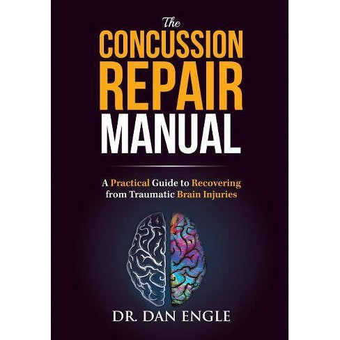 The Concussion Repair Manual - by  Dan Engle (Paperback) - image 1 of 1