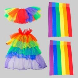 3pk Pride Wearable Costumes - Bullseye's Playground™
