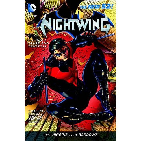 Nightwing Vol. 1: Traps and Trapezes (the New 52) - by  Kyle Higgins (Paperback) - image 1 of 1