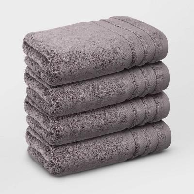 Finesse Ultrafine Zero Twist Cotton Bath Towel Set - Trident Group